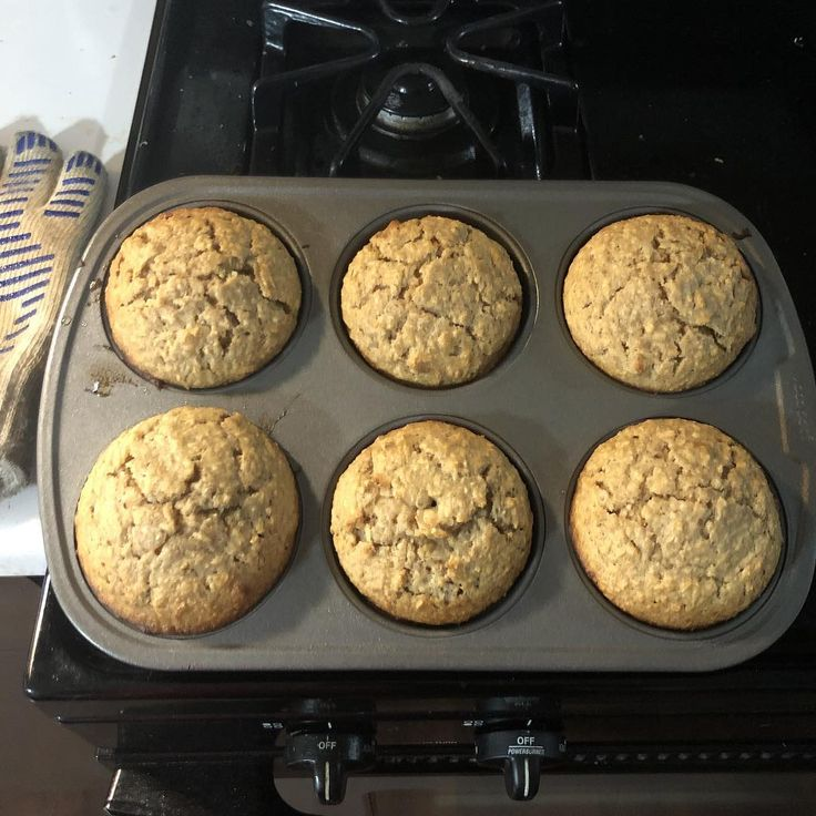 """18 Likes, 2 Comments - Mike Fink (@madmike444) on Instagram: """"Made up some muffins that are awesome packed with whole grains added oats banana coconut chopped…"""""""