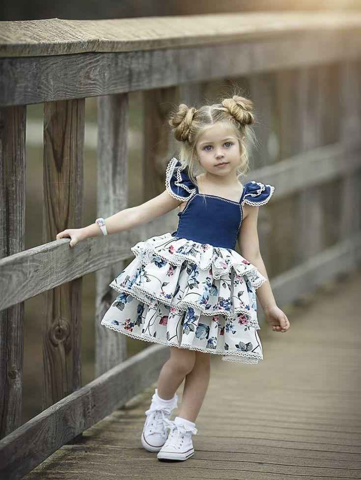 Garden Wanderers Dress - Dollcake