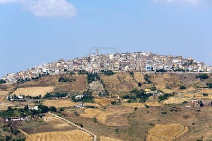 Forenza, Italy - ancestral home of my grandfather, Rocco.