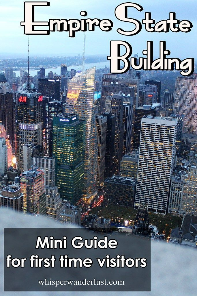 new york state visitors guide