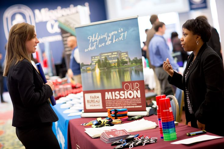Recruiters from schools, the U.S. Navy, hospitals, banks and dozens of other employers will size up potential hires at Mississippi College's 2017 Career Day. The February 14 event on the Clinton campus coincides with Valentine's Day. It shoul…