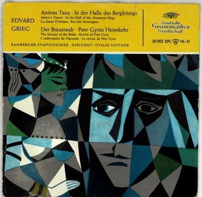 Edvard Grieg, Bamberger Symphoniker - Anitras Tanz / In Der Halle Des Bergkönigs / Der Brautraub / Peer Gynts Heimkehr