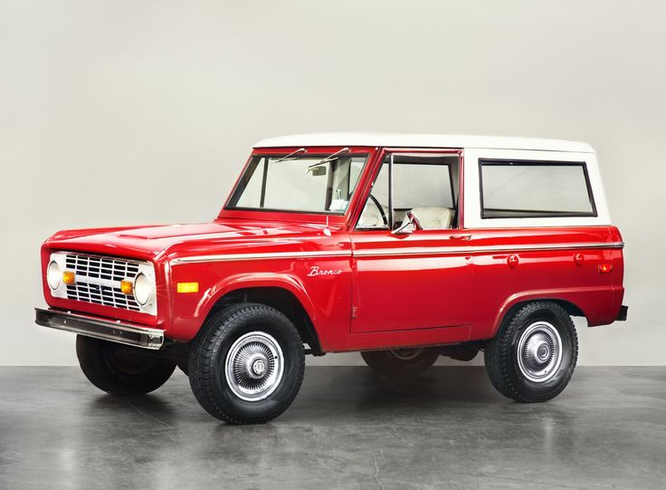 1972 FORD BRONCO www.facebook.com/dioneaweb https://twitter.com/dioneapalermo Buenos Aires, Argentina.