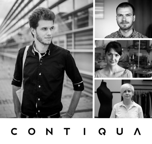 """Contiqua: """"Designem proti odpadu."""""""