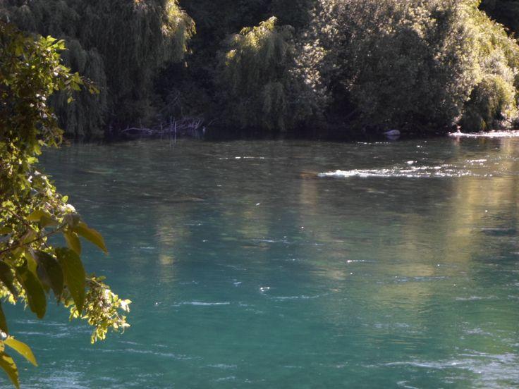 Río Toltén, Villarrica