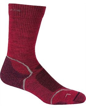 The Icebreaker Hike+ lite Crew Sock for men and women has medium cushioning and provides the comfort, fit, durability and breathability needed for year-round hiking. Buy now: http://www.outsidesports.co.nz/special-offers/hot-deals/OSPIBND14/Icebreaker-Hike-+-Lite-Crew-Socks-Women's.html#.VFqgY7Suqsk