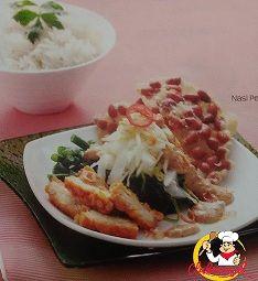 Resep Nasi Pecel,  Resep Masakan Sehari-Hari Dirumah, Club Masak