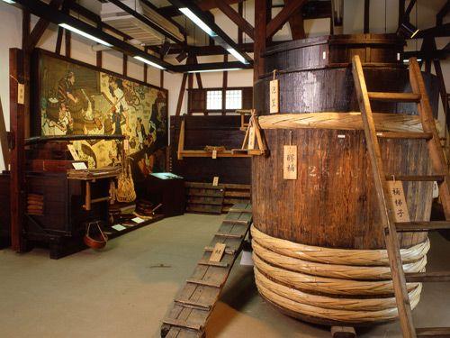 Sake Brewery & Fushimi-Inari Shrine