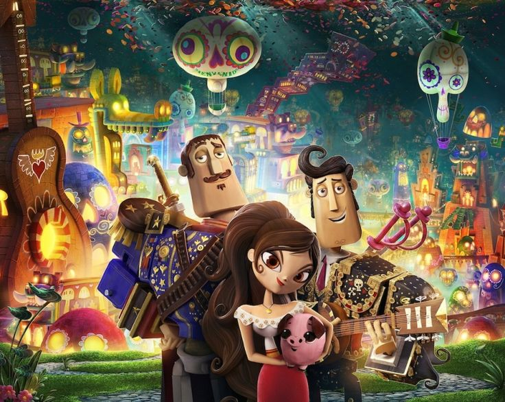 A fairy tale that doesn't go by the book. THE BOOK OF LIFE (2014) tells the legend of Manolo, a conflicted hero and dreamer who sets off on an epic quest.