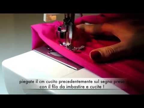 Come realizzare delle tende nel modo più semplice ed economico !! - YouTube