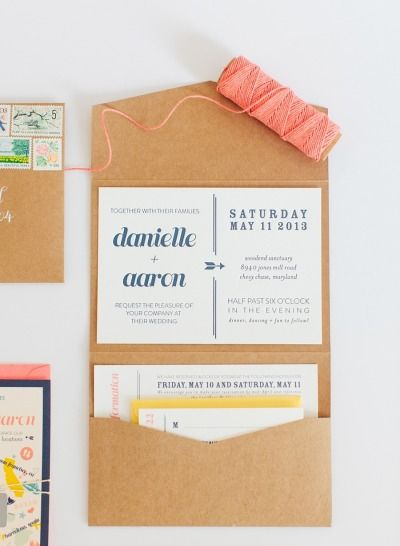 Whimsical wedding invitations: http://www.stylemepretty.com/2014/06/12/whimsical-maryland-wedding-at-woodend-sanctuary/   Photography: Jodi Miller Photography - http://www.jodimillerphotography.com/