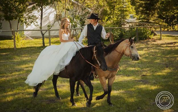 Amber Marshall and her hubby. So cute.