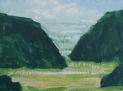 ken lywood:  highland coast