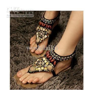 f45adef9e Boho Sandals Pinterest ~ Hippie Sandals