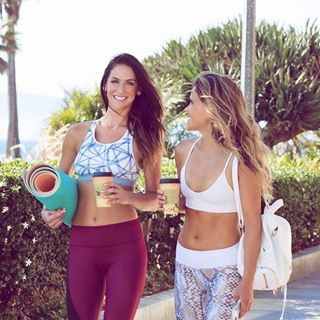 Tone It Up with your trainers Karena and Katrina, workouts, recipes, lifestyle & community!