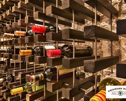 Contemporary Wine Cellar, Contemporary Wine Cellar, Boston