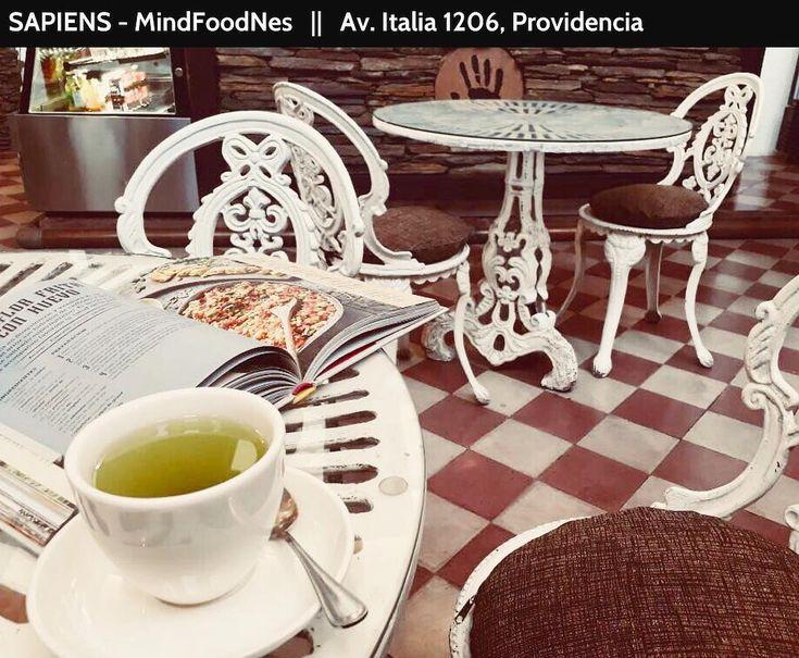 Les contamos que ya pueden encontrar nuestros productos de #MatchaChile en @sapiensoficial tienda de venta de alimentos de origen 100% vegetal  Dirección Av. Italia 1206 Providencia