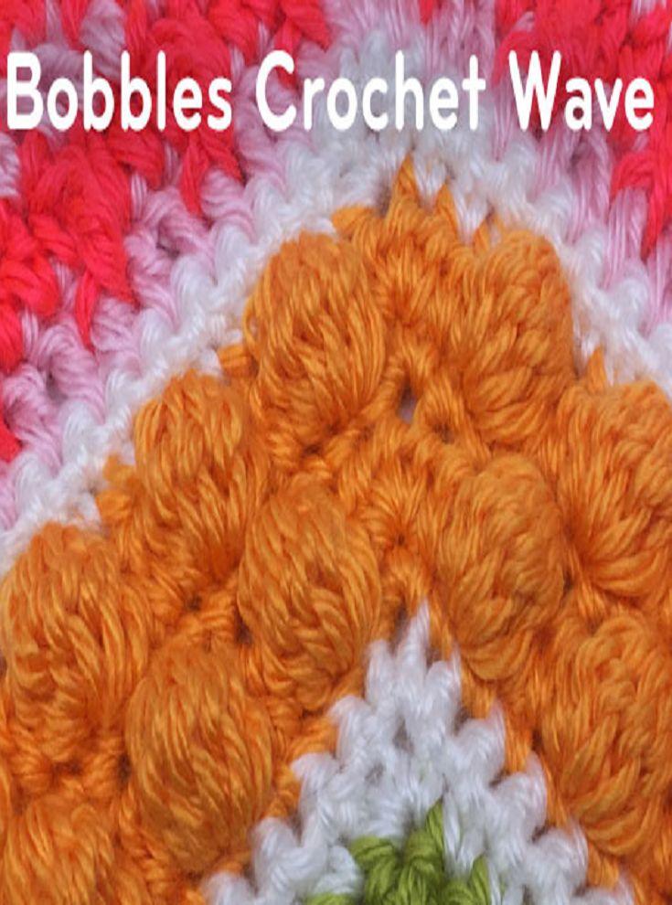 27 besten crochet Bilder auf Pinterest | Babydecke muster, Wellen ...