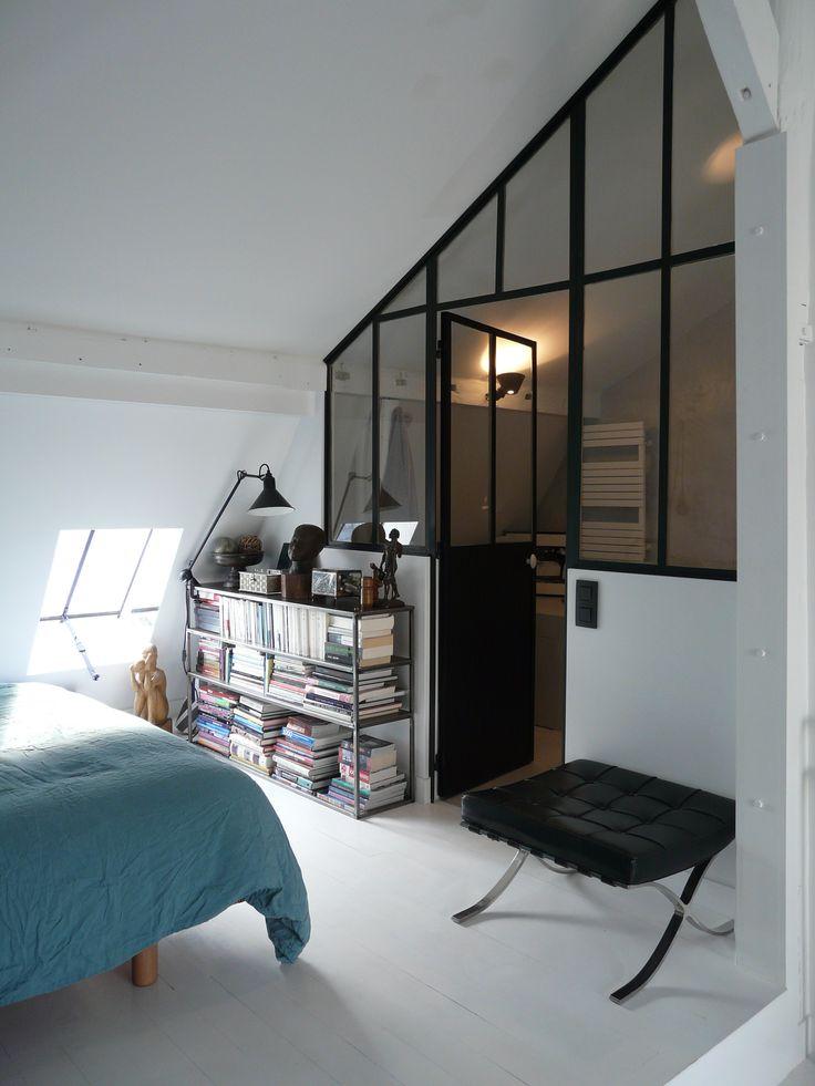 cloison atelier r alisations achievements pinterest cloisons atelier et verri re. Black Bedroom Furniture Sets. Home Design Ideas