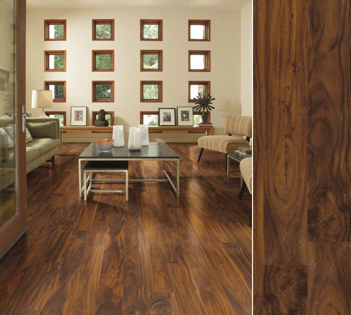 Shaw Laminate In A Rustic Visual With Lots Of Texture Including Chatter Marks Style Avenues Acacia FlooringLaminate FlooringWood