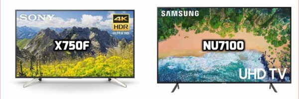 """2018 Model Sony KD65X750F 65/"""" LED 4K Ultra HD HDR Smart Android TV"""