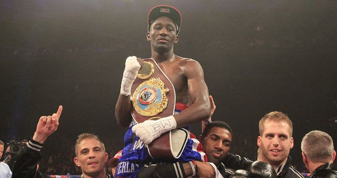 Sportvantgarde's blog.: Boxing:Terence Crawford takes WBO title from Ricky...