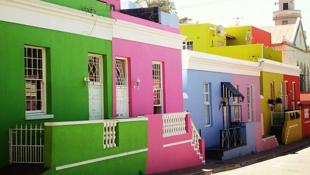 Bo-Kaap, Le Cap Afrique du Sud