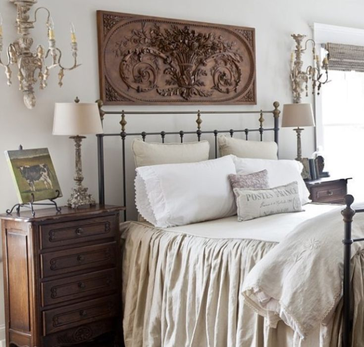 Best  French Country Bedding Ideas On Pinterest Country - French country bed