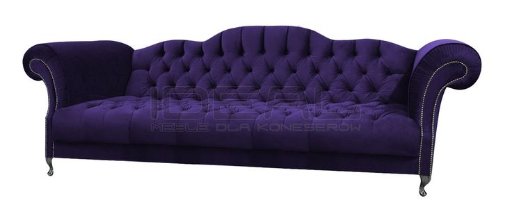 Sofy Stylowe - Sofa Chesterfield Manchester Ludwik - IdealMeble