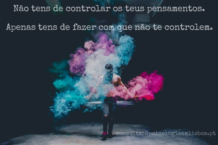 You don't have to control your thoughts. You just have to stop letting them control you.  #psicologia #psychology #psicologiaclinica #terapia #therapy #self #eu #medo #change #fear #fearless #control #soniasa