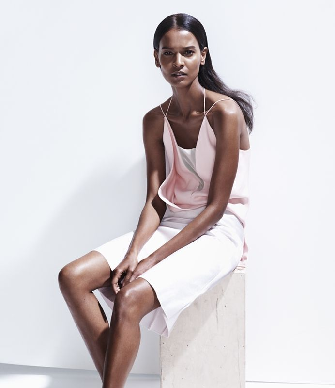 Style Pantry | Liya Kebede for WSJ Magazine May 2013