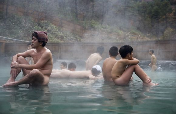 Share your japan hot springs nude something