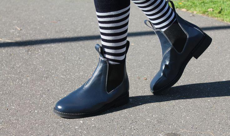 Vegan Riding Boots