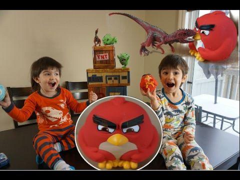 العاب أطفال - العاب سيارات - الطيور الغاضبة - kids toys - car toys - ang...