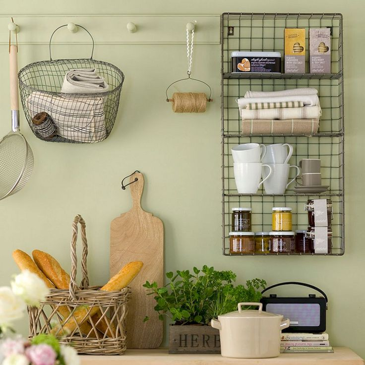 Best Ways To Redecorate With Green: 10+ Awesome Kitchen Accessories Ideas You Have To Know In