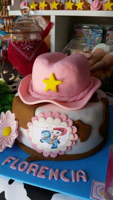 Torta sheriff Callie