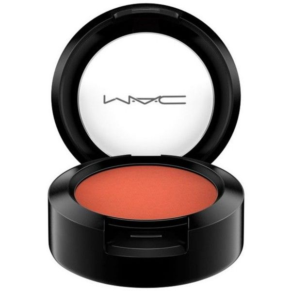 Mac Red Brick Matte Eye Shadow (235 ARS) ❤ liked on Polyvore featuring beauty products, makeup, eye makeup, eyeshadow, beauty, eyes, fillers, mac cosmetics and mac cosmetics eyeshadow