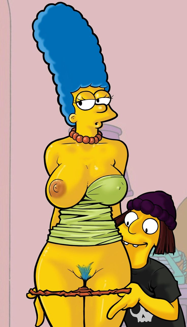 erotic simpsons cartoons
