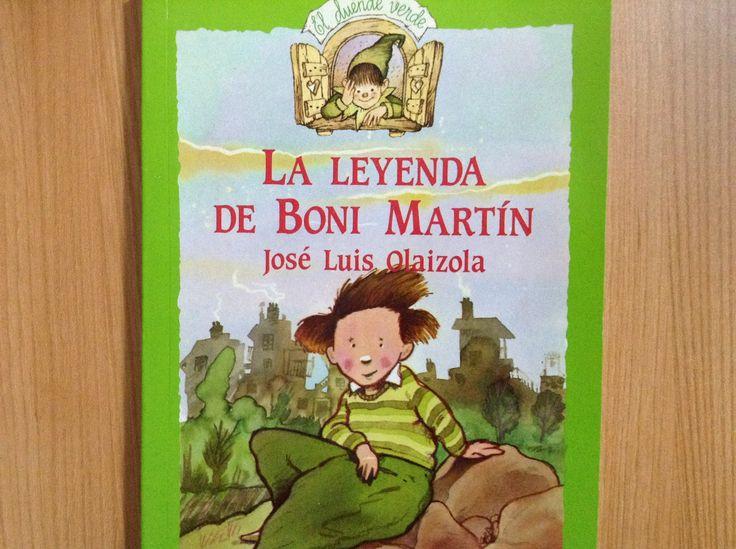 Me ha gustado este libro porque trata de un niño de nuestra edad que...