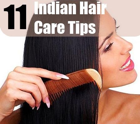 Indian Hair Care Tips