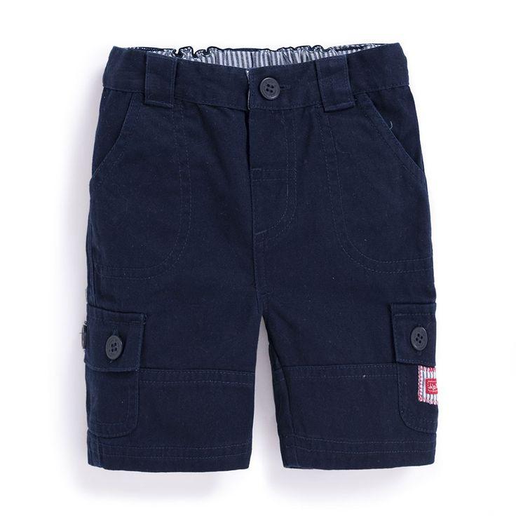 Boys' Essential Twill Shorts | JoJo Maman Bebe