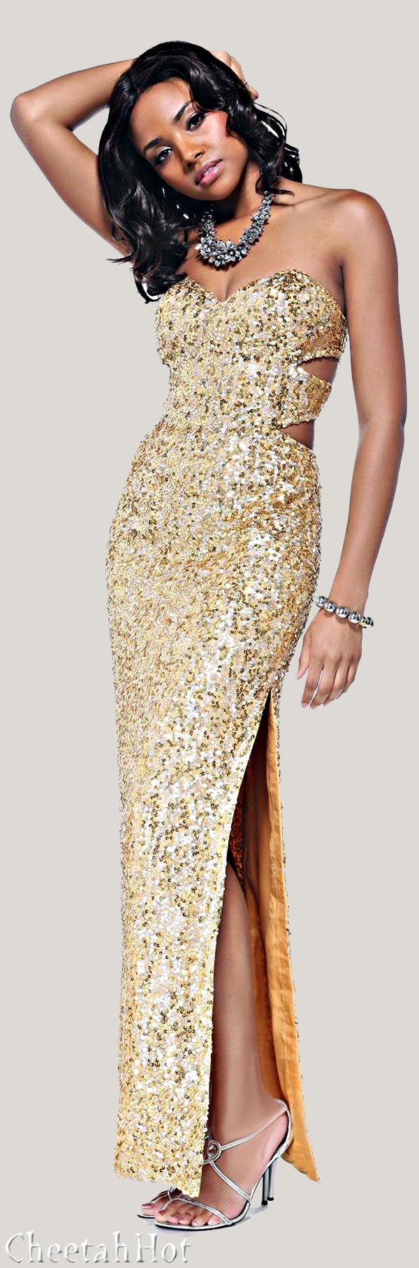 SCALA - Golden Gown