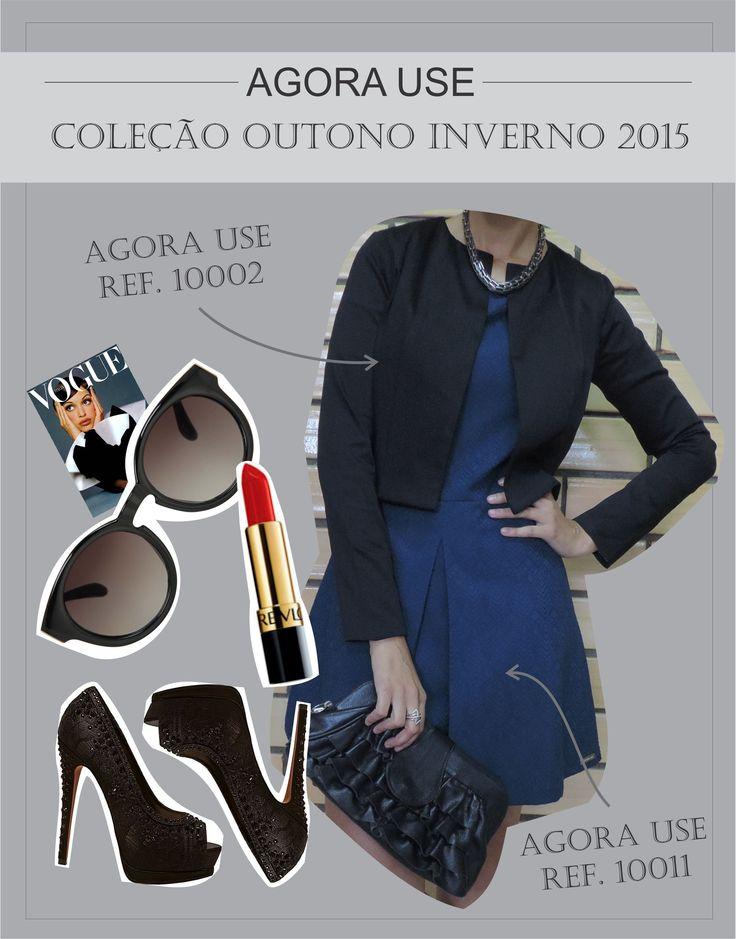 Vestido + Mini Blazer = <3