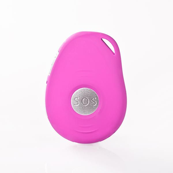 gubloos GPS Tracker - Pink