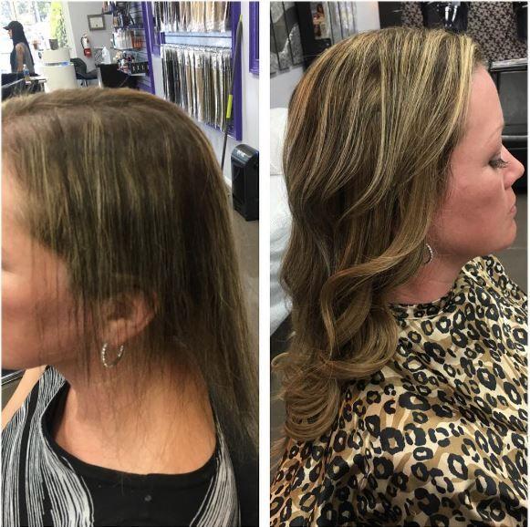 Fine, Thin, Breaking Hair or a Bad Hair Cut?