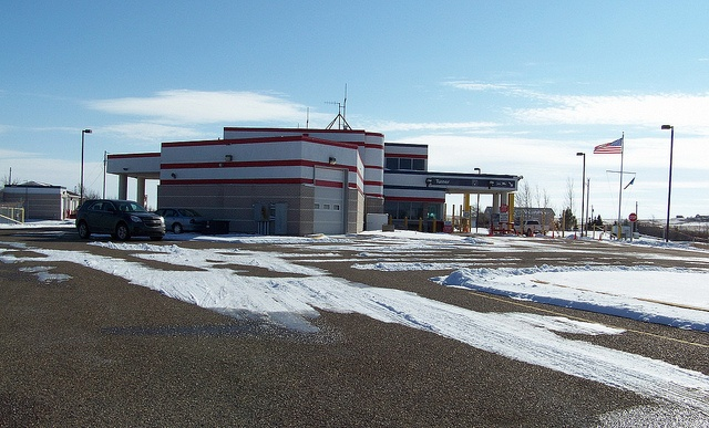 Combined Border Station, Port of Climax SK - Dual Citizenship