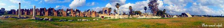 Phoenician city of Tyre South Lebanon ...