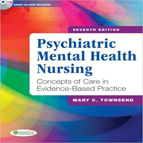 24 best biology test banks microbiology test banks sociology test psychiatric mental health nursing concepts of care in evidence based practice 7th edition by fandeluxe Images