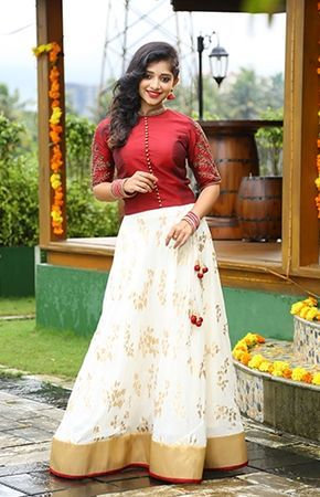 c149baaa7 NEISHA Traditional Blouse Designs, Traditional Skirts, Lehenga Blouse,  Saree Dress, Blouse Dress