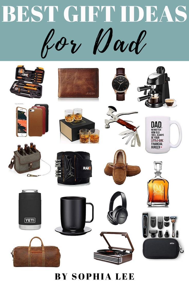 45 Christmas Gifts For Dad He Will Obsess Over By Sophia Lee Best Dad Gifts Christmas Gift For Dad Diy Gifts For Dad